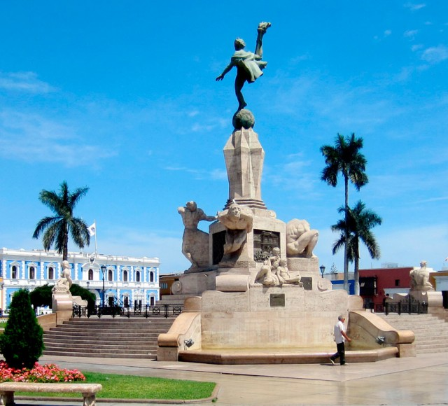 Basic Tour Chiclayo 2 days