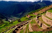 Incas's tresure