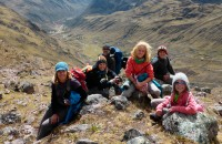 Lares Trek to Machu Picchu 4 days / 3 nights
